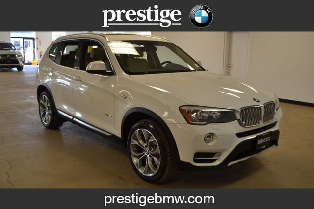 Photo 2015 BMW X3 Xdrive28i Xline, Premium Package, Cold Weather Package SUV