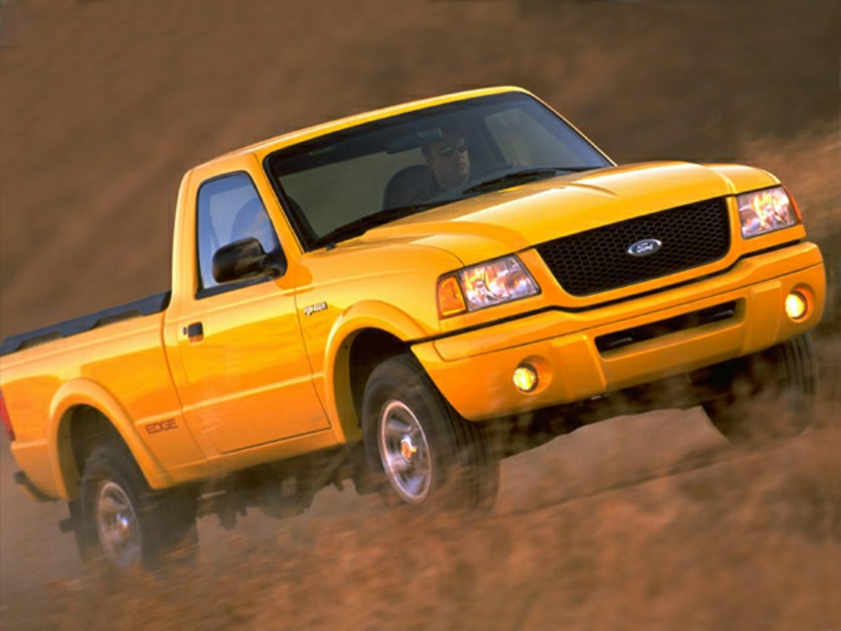 Photo Used 2001 Ford Ranger Truck 6-Cylinder SMPI Flex Fuel OHV in Miamisburg, OH