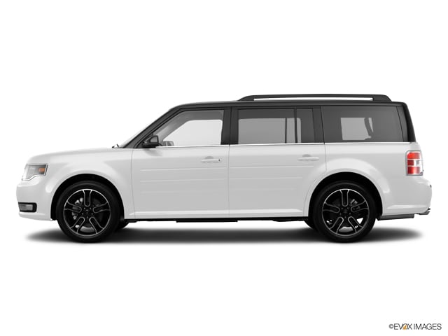 Photo Used 2014 Ford Flex SEL SUV for Sale in Fresno, CA