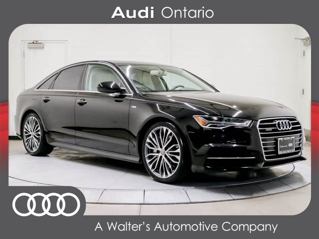Photo Pre-Owned 2016 Audi A6 2.0T Premium Plus