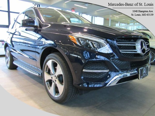 Photo Certified Pre-Owned 2017 Mercedes-Benz GLE GLE 350 SUV For Sale St. Louis, MO