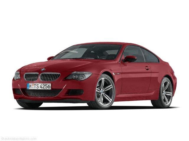 Photo 2006 BMW M6 M6 Coupe