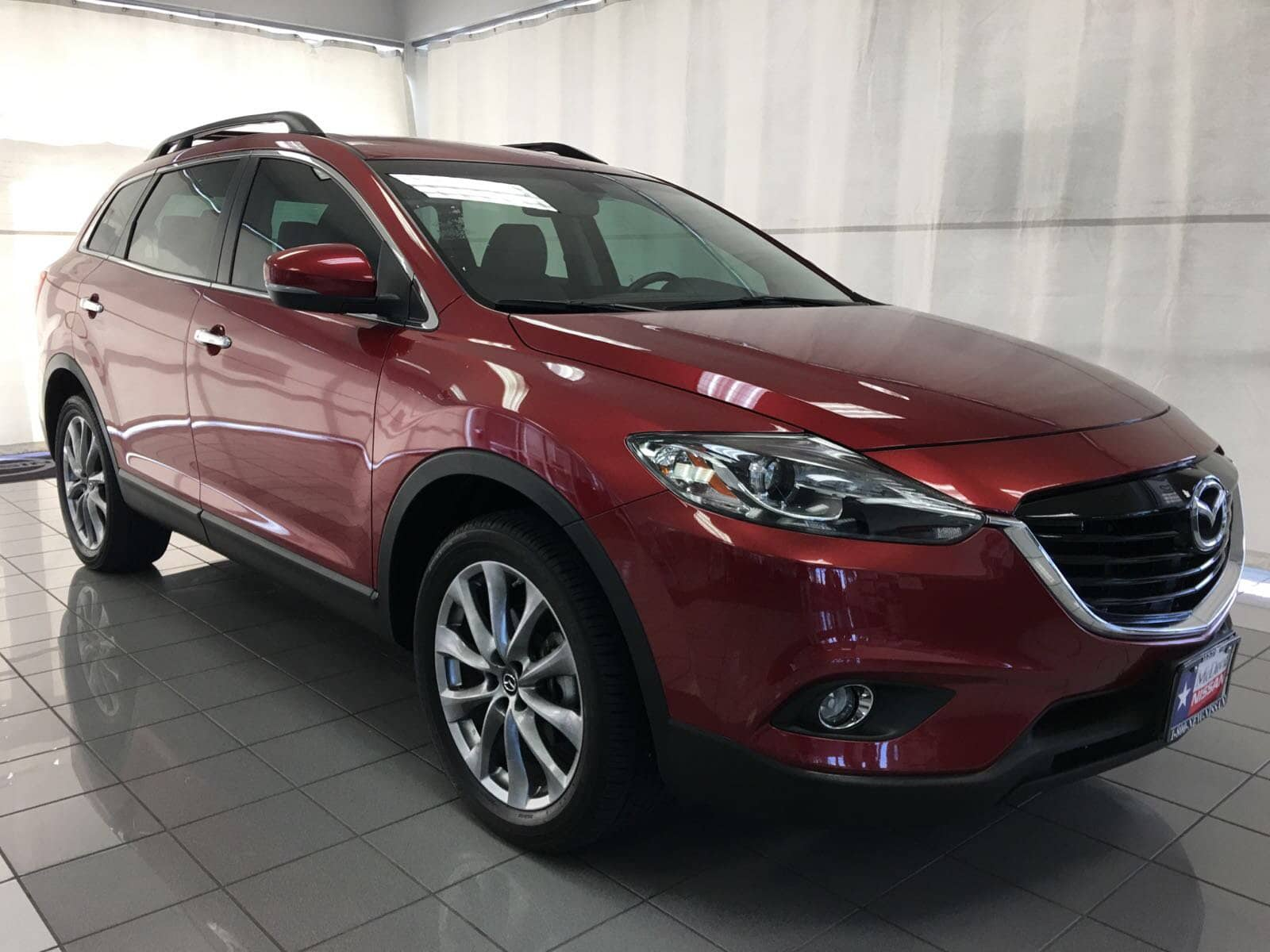 Photo Used 2015 Mazda CX-9 Grand Touring For Sale  Houston TX  Stock F0454090