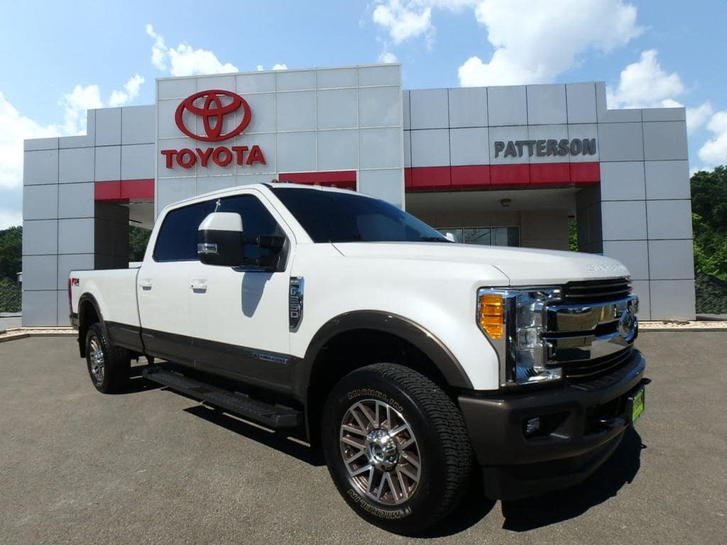 Photo 2017 Ford F-250 Super Duty King Ranch FX4 4x4 King Ranch Crew Cab 8 ft. LB Pickup in Marshall, TX