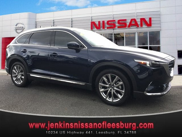Photo Certified Pre-Owned 2016 Mazda CX-9 Grand Touring FWD Grand Touring For Sale Leesburg, FL