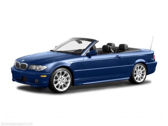Photo 2005 BMW 3 Series 330Ci Convertible