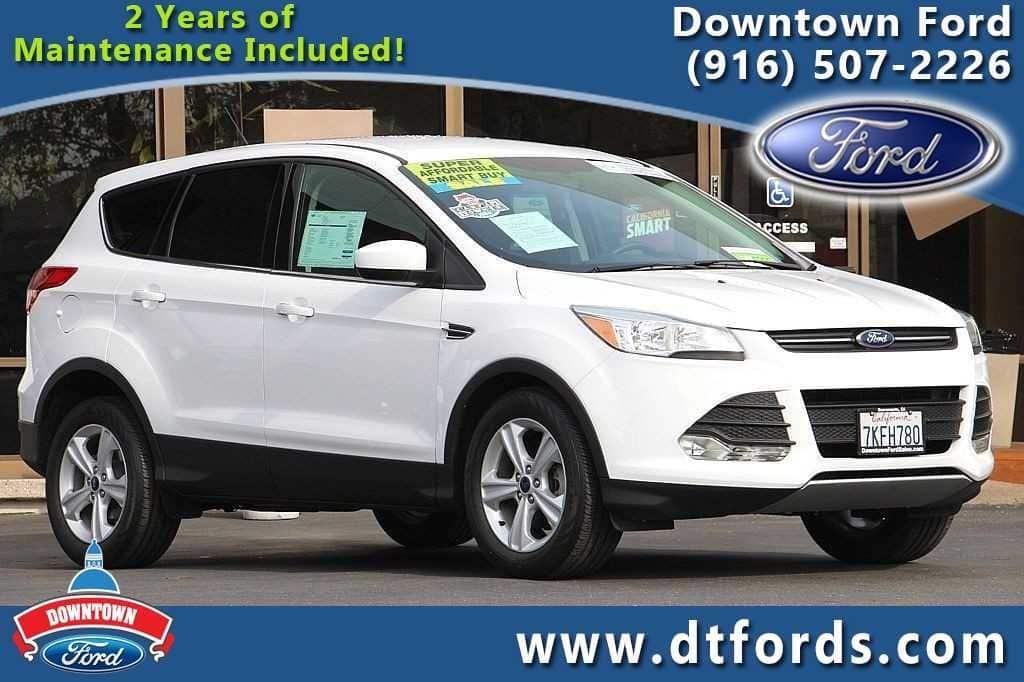 Photo Used 2015 Ford Escape For Sale Novato North Bay, Santa Rosa, Petaluma, San Rafael, SF CA