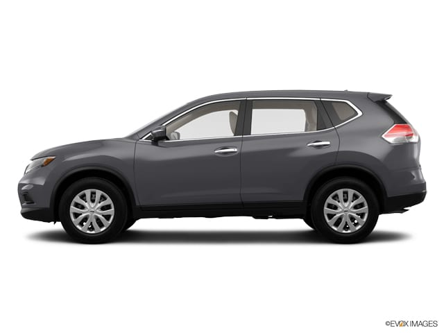 Photo Certified Pre-Owned 2015 Nissan Rogue SV SUV For Sale in Wilton, CT