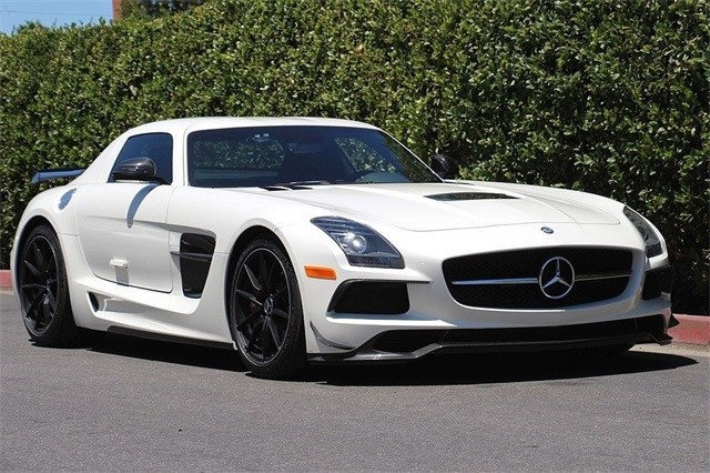Photo Used 2014 Mercedes-Benz SLS AMG Black Series Coupe For Sale Scottsdale, AZ