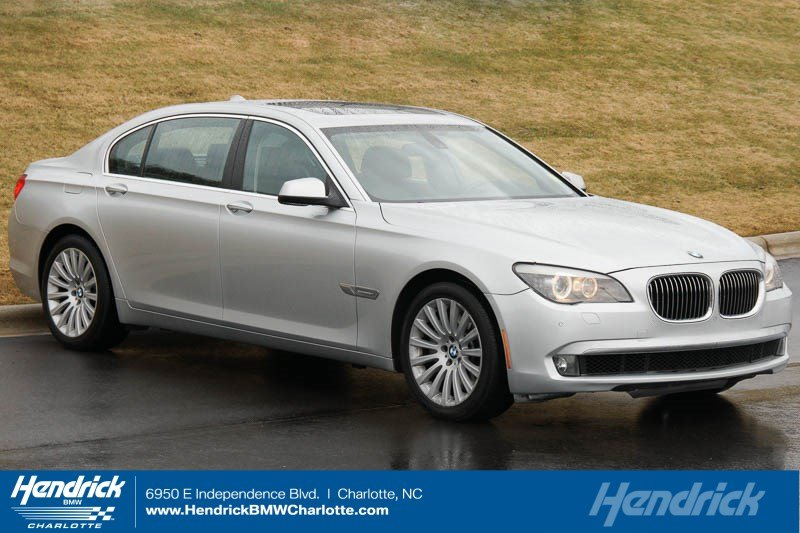 Photo 2012 BMW 7 Series 750Li Sedan in Franklin, TN