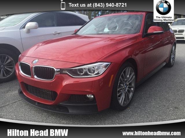 Photo 2015 BMW 335i Sedan 335i  CPO Warranty  M Sport  Navigation  Back- Sedan Rear-wheel Drive