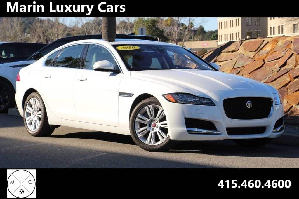 Photo Pre-Owned 2016 Jaguar XF 35t Premium Sedan in Corte Madera, CA