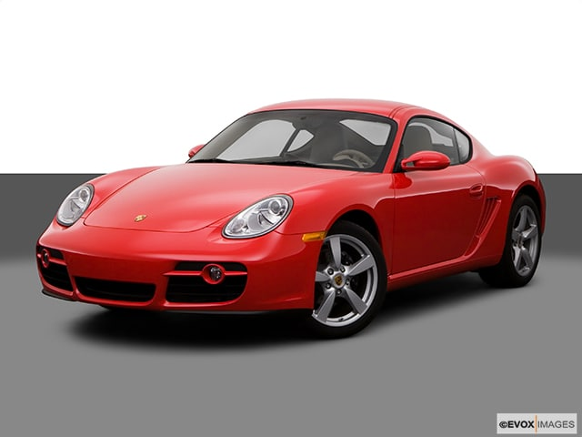 Photo 2008 Porsche Cayman Base For Sale Near Fort Worth TX  DFW Used Car Dealer