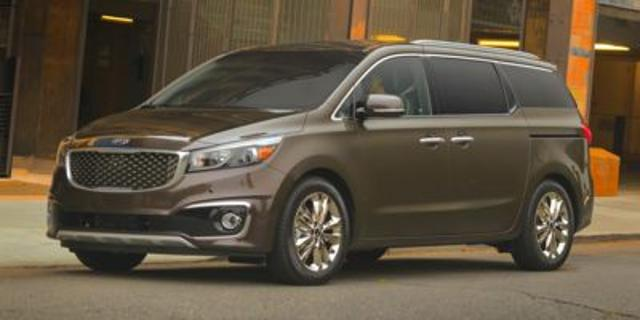 Photo Used 2015 Kia Sedona 4dr Wgn SX-L in Salem, OR