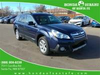 Certified Used 2013 Subaru Outback 2.5i Limited For Sale in Santa Fe, NM