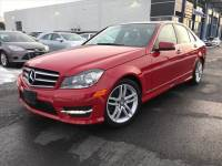 Pre-Owned 2014 Mercedes-Benz C-Class C 300 Sport AWD 4MATIC®