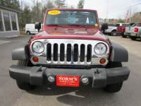 Used 2011 Jeep Wrangler Unlimited For Sale   Wiscasset ME