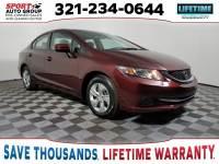2014 Honda Civic LX Sedan | Orlando