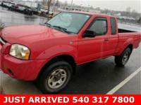 2003 Nissan Frontier XE-V6 Truck King Cab 4x4