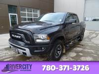 Pre-Owned 2017 Ram 1500 4WD CREWCAB REBEL Accident Free, Navigation (GPS), Leather, Heated Seats, Sunroof, Back-up Cam,