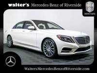 Certified Pre-Owned 2015 Mercedes-Benz S 550 Sport