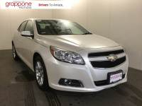 Pre-Owned 2013 Chevrolet Malibu Eco FWD 4D Sedan