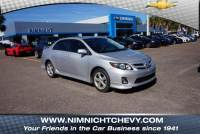 Pre-Owned 2011 Toyota Corolla 4dr Sdn Auto S FWD 4dr Car