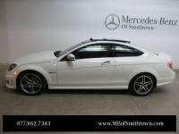 Pre-Owned 2012 Mercedes-Benz C 63 AMG® Coupe RWD Coupe