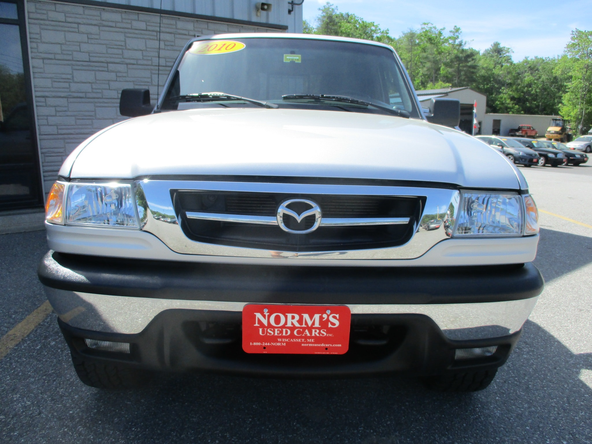 Photo Used 2010 Mazda B4000 For Sale  Wiscasset ME