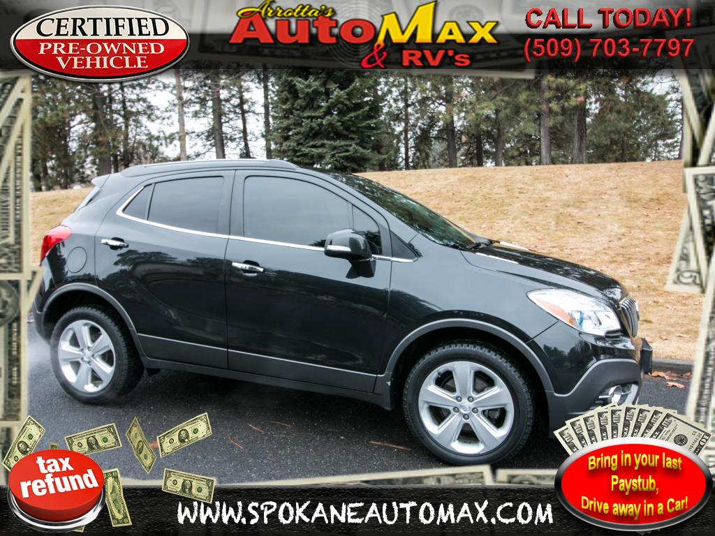 Photo 2015 Buick Encore Convenience All Wheel Drive 1.4L SUV
