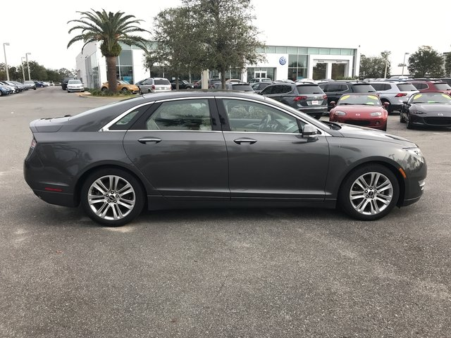 Photo Used 2015 Lincoln MKZ Sedan For Sale Leesburg, FL