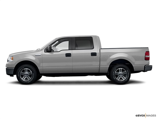 Photo Used 2008 Ford F-150 SuperCrew For Sale  Langhorne PA - Serving Levittown PA  Morrisville PA  1FTPW145X8FB05887