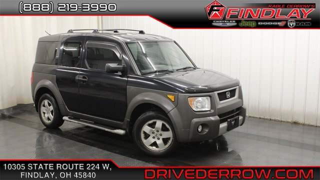 Photo Used 2003 Honda Element EX SUV For Sale Findlay, OH