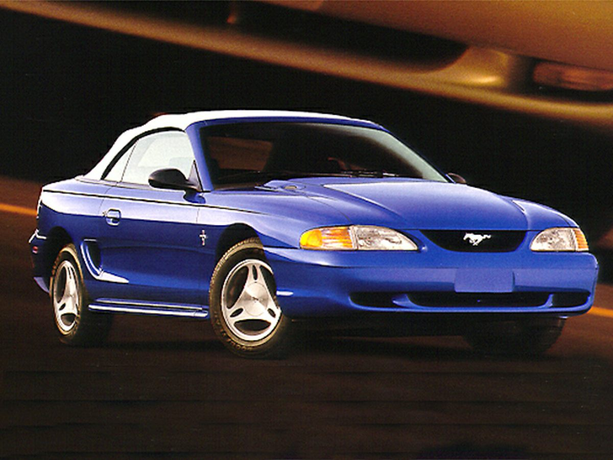 Photo 1998 Ford Mustang Base