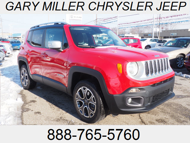 Photo 2016 Jeep Renegade Limited 4x4 SUV in Erie, PA