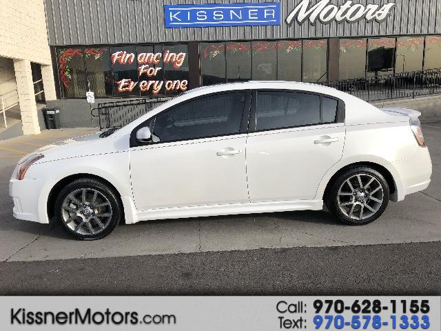 Photo 2012 Nissan Sentra SE-R Spec V