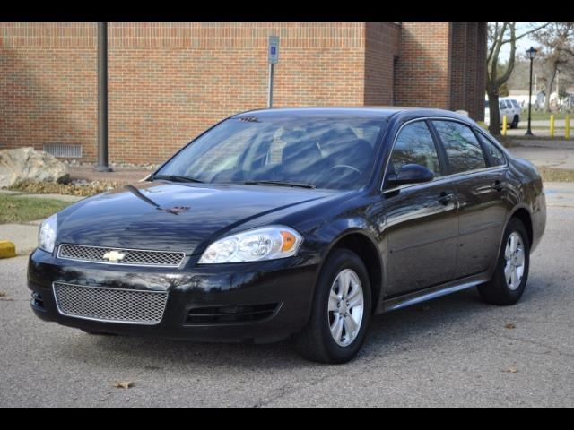 Photo 2014 Chevrolet Impala Limited LS for sale in Flushing MI