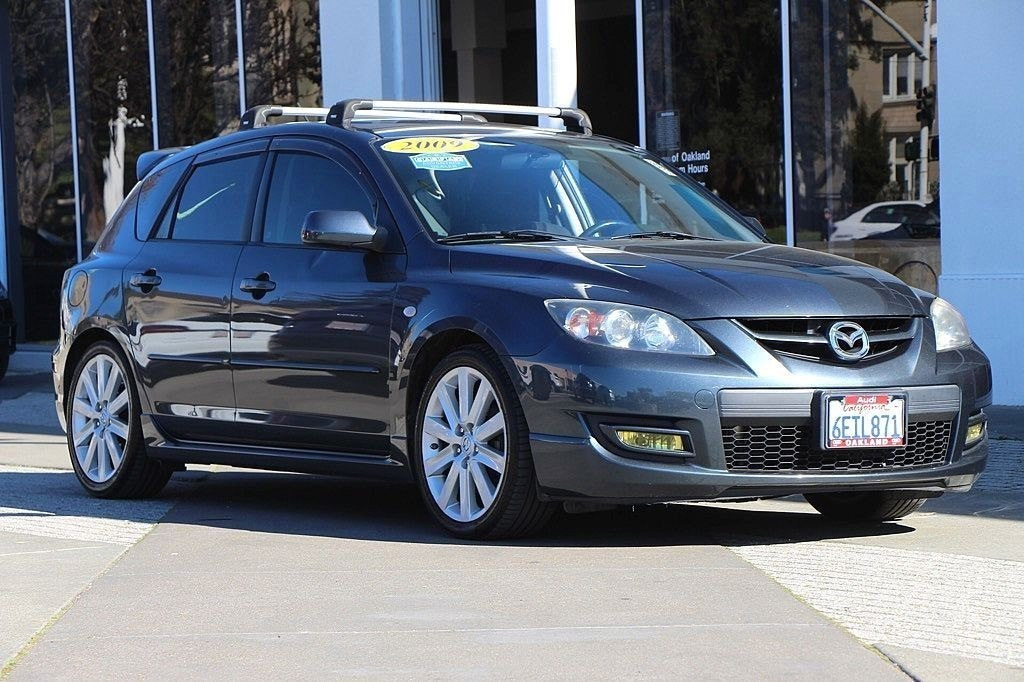 Photo 2009 Mazda Mazdaspeed3 Mazdaspeed3 Hatchback