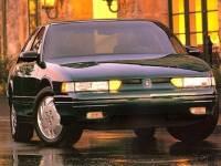 1995 Oldsmobile Cutlass Supreme Sedan V-6 cyl