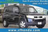 2010 Honda Element LX SUV at San Francisco, Bay Area Used Vehicle Dealer