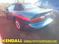 1997 Chevrolet Camaro Convertible Rear-wheel Drive