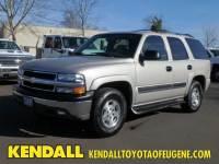 2004 Chevrolet Tahoe SUV 4x4