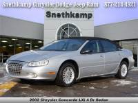Used 2002 Chrysler Concorde LXi for sale near Detroit