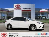 Certified Pre-Owned 2016 Toyota Corolla BSE FWD 4dr Car