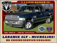 1996 Dodge Ram 1500 LARAMIE SLT Club Cab RWD - 1 OWNER - MICHELINS!