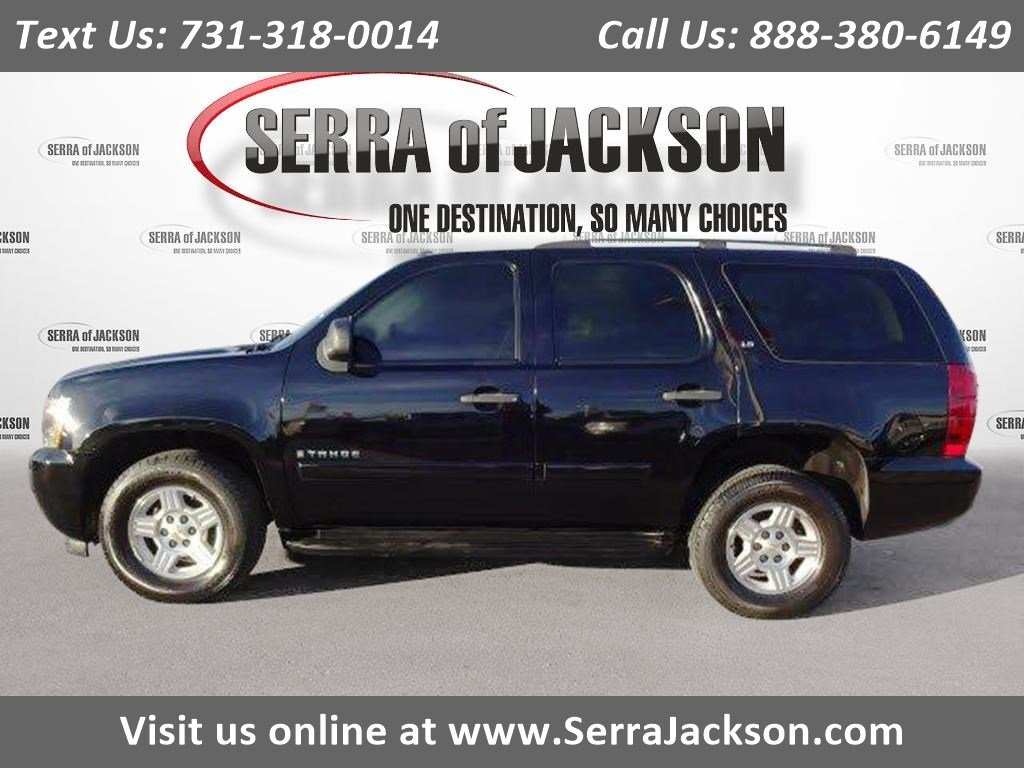 Photo Used 2007 Chevrolet Tahoe LS in Jackson,TN