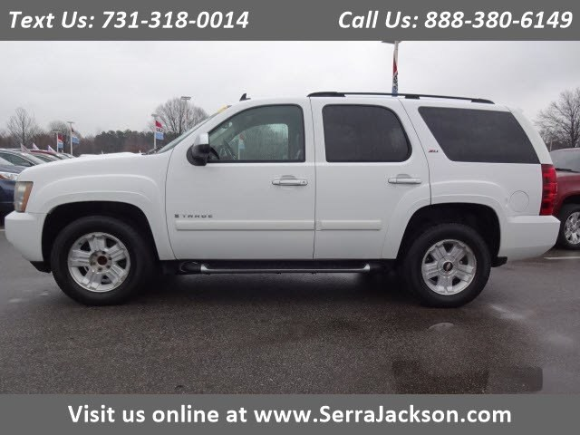 Photo Used 2007 Chevrolet Tahoe LT in Jackson,TN
