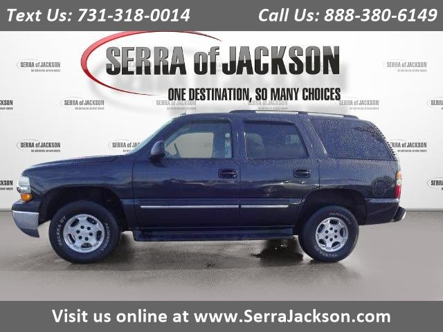 Photo Used 2005 Chevrolet Tahoe LS in Jackson,TN
