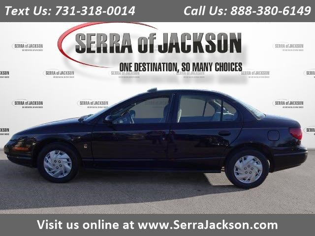 Photo Used 2000 Saturn SL SL1 in Jackson,TN
