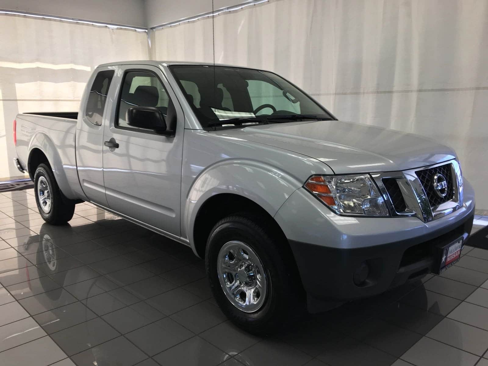 Photo Used 2013 Nissan Frontier For Sale  Houston TX